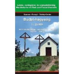 Térkép - Budai-hegység/Szarvas