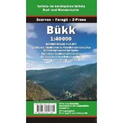 Térkép - Bükk/Szarvas