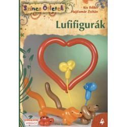 Lufifigurák - Színes Ötletek 4.