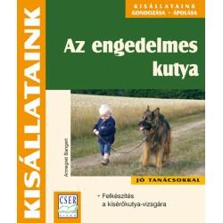 Az engedelmes kutya. Felkészítés a kísérőkutya-vizsgára