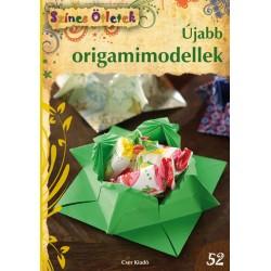 Újabb origamimodellek - Színes Ötletek 52.