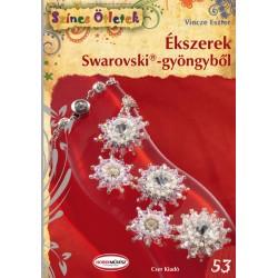 Ékszerek Swarovski-gyöngyből - Színes Ötletek 53.