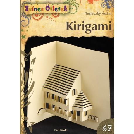 Kirigami - Színes Ötletek 67.