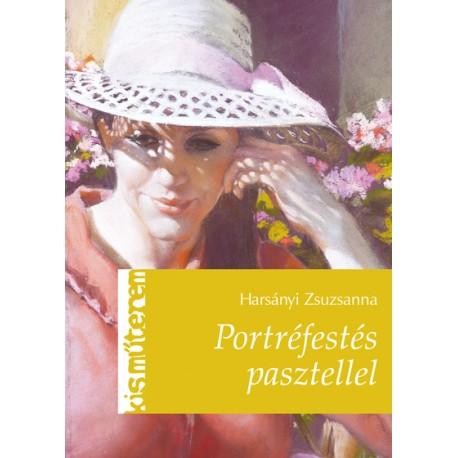 Portréfestés pasztellel - Kis Műterem