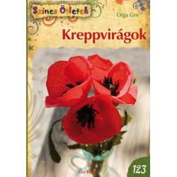 Kreppvirágok - Színes Ötletek 123.