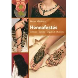 Hennafestés. Testfestés - hajfestés