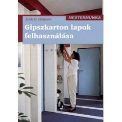 Gipszkarton lapok felhasználása 3. kiadás