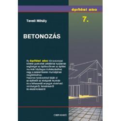 Építési abc 7. - Betonozás