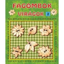Fagombok - Virágok 2.    (6 db/csomag)