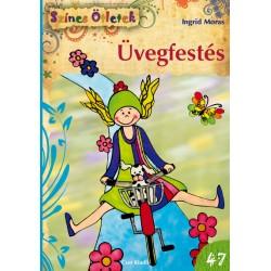 Üvegfestés - Színes Ötletek 47.
