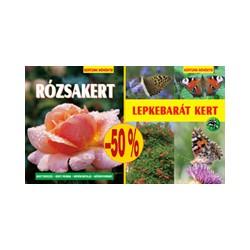 Akciós csomag Lepkebarát kert - Rózsakert
