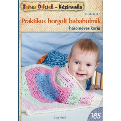 Praktikus horgolt babaholmik hároméves korig - Színes Ötletek 105.