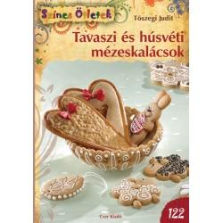 Tavaszi és húsvéti mézeskalácsok - Színes Ötletek 122.