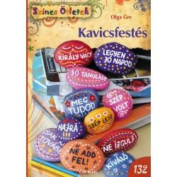 Kavicsfestés - Színes Ötletek 132.