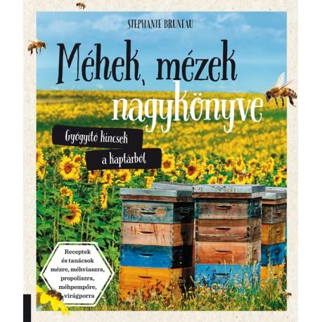 Méhek, mézek nagykönyve - Gyógyító kincsek a kaptárból