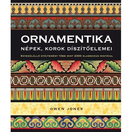 Ornamentika - Népek, korok díszítőelemei. 2. kiadás