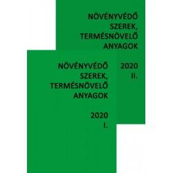 Növényvédő szerek, termésnövelő anyagok I-II. 2020