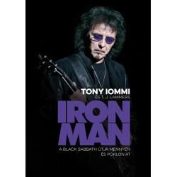 IRON MAN e-könyv - A Black Sabbath útja mennyen és poklon át